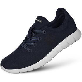 Giesswein Merino Runners Buty Kobiety niebieski